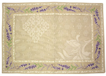 プロバンスジャガード織り