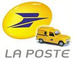 フランス郵便局LA POSTE