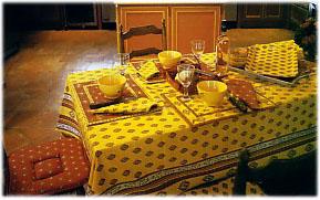 プロバンスの食卓