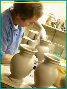 陶器の町ヴァロリス